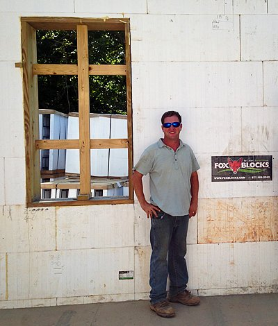 Brian Clayton - ICF Home Builder Serving the Triangle Area of North Carolina